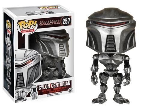 Funko POP! Television Battlestar Galactica Cylon Centurion Vinyl Figure 257
