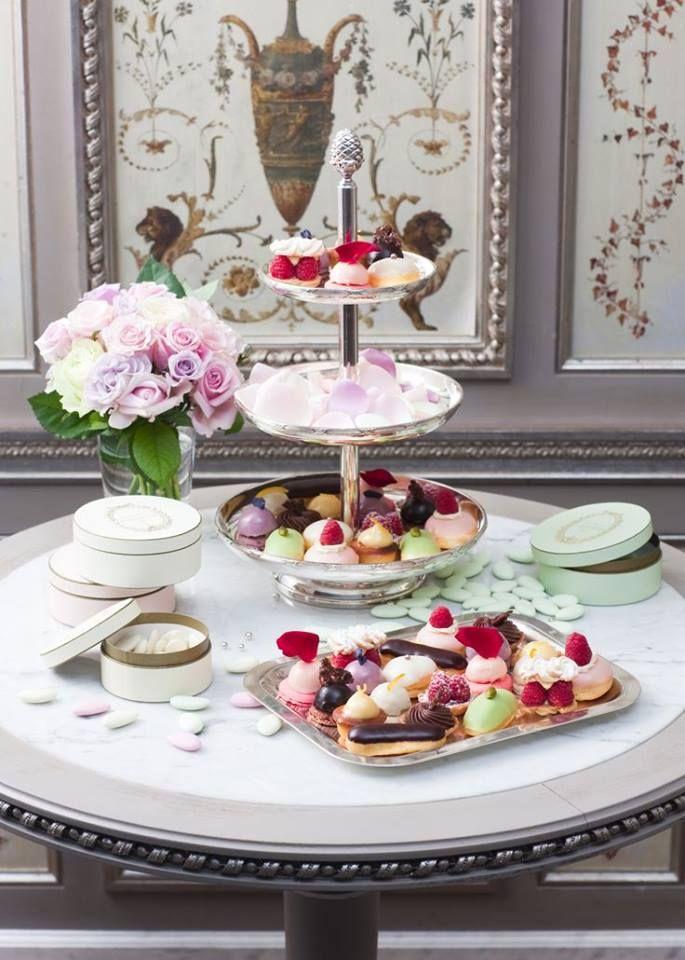 Dessert table scape