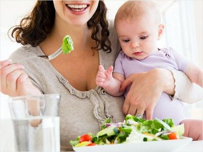 Breastfeeding Diet: What to Eat and Drink While You're Breastfeeding