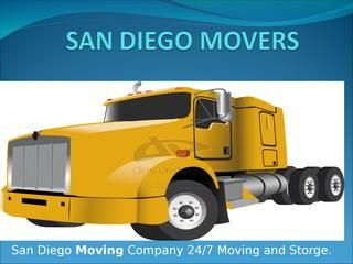 San diego movers  San Diego Moving Company 24/7 Moving and Storge.