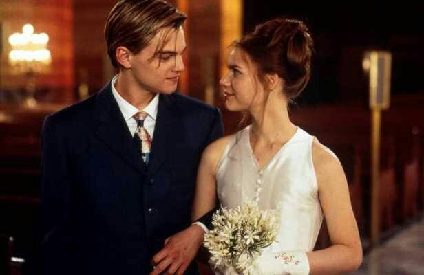 #Romeo_Juliet (1996) - Romeo & Juliet