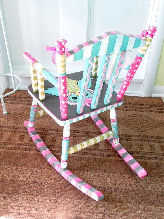 17 Best Images About Painted Furniture For Kids On Pinterest
