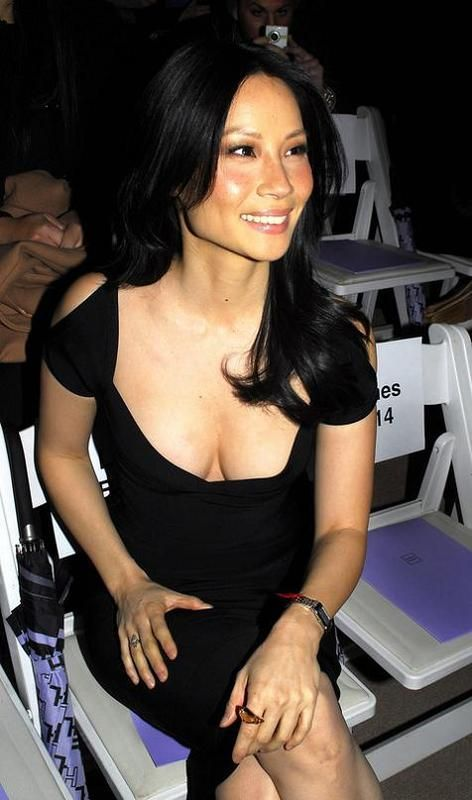 Sexy pictures of lucy liu hot apologise, but