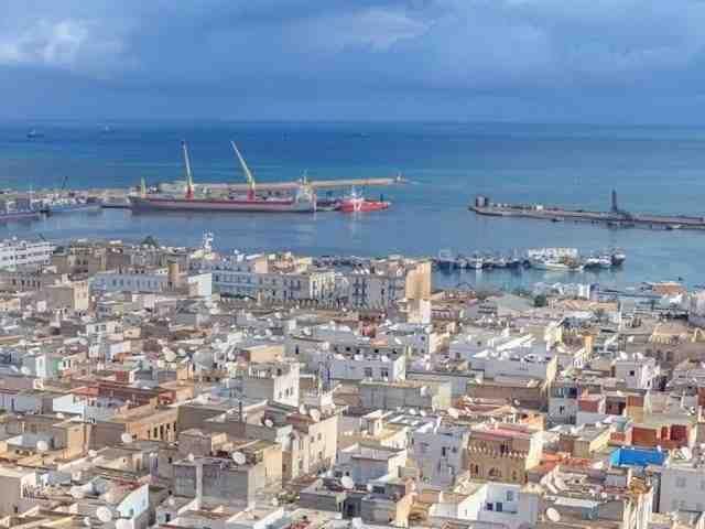 معالم سياحية رائعه في تونس Tunisia صورة ٦ San Francisco Skyline Paris Skyline Skyline