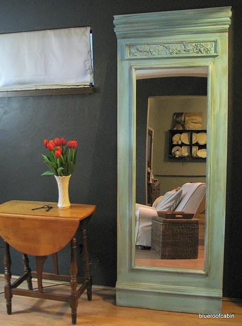 13 best Diy floor mirrors images on Pinterest | Floor mirrors ...