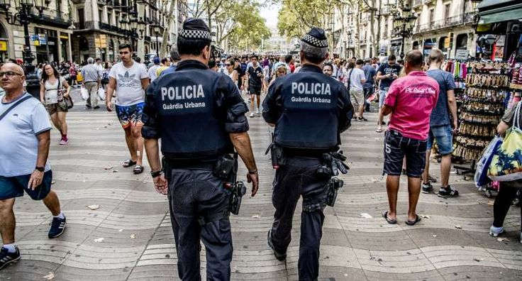 #ISIS #warns that cells remain in #Barcelona and beyond...