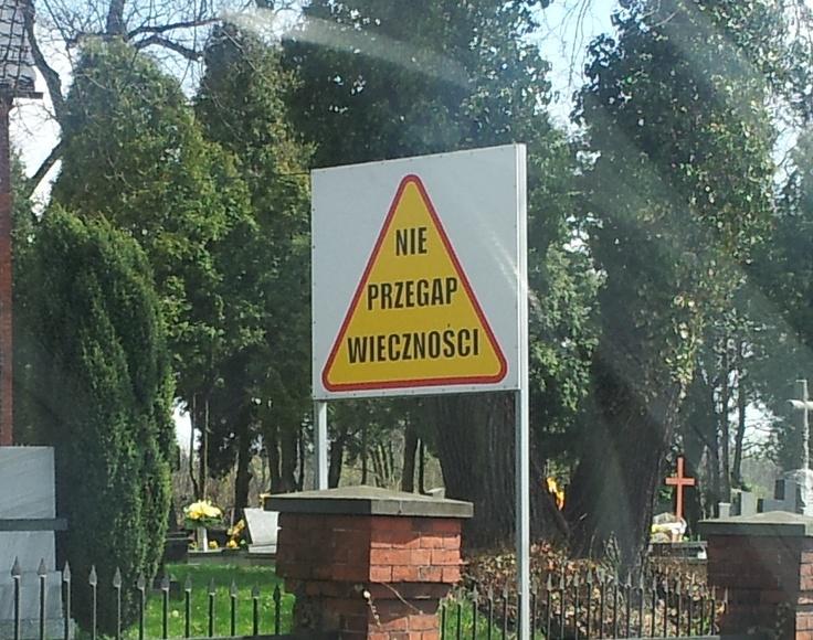 actually just around the corner (Rudy, Silesia, Poland, 2012)