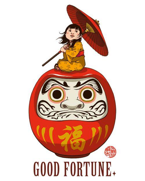 ood Fortune by Yuta Onoda