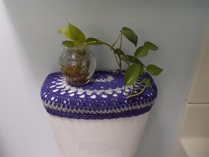 Best My Handmade Bathroom Beauty Images On Pinterest Toilet - Light grey toilet seat