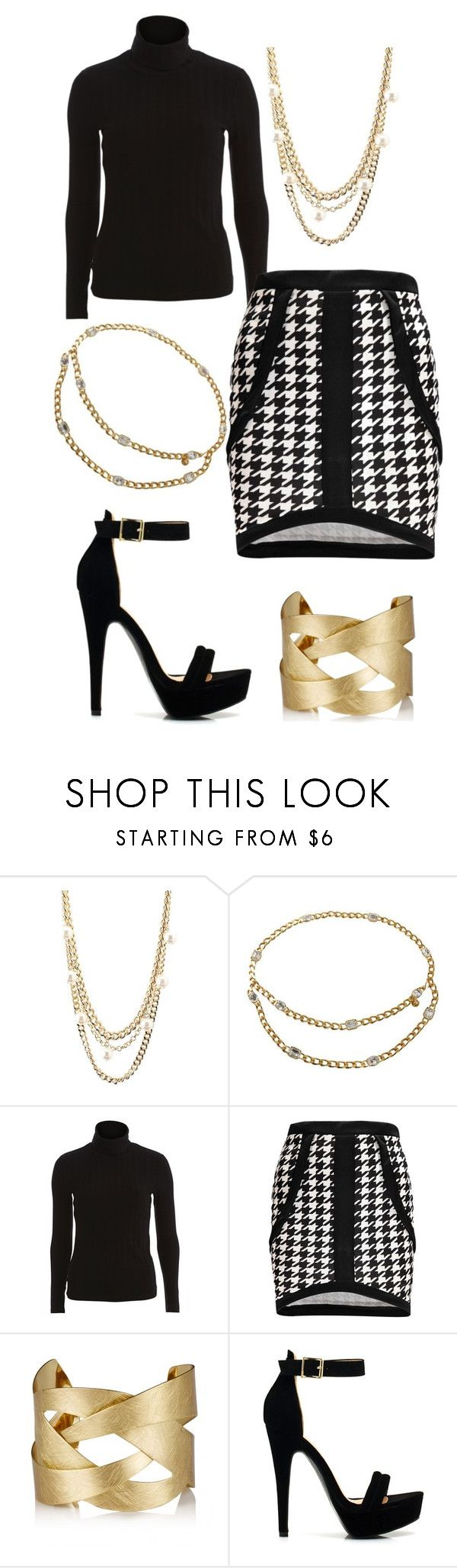 """""""Throwback Thursday: Jasmine Guy as Whitley Gilbert"""" by thereclaimedblog ❤ liked on Polyvore featuring Charlotte Russe, Vila Milano, Boohoo, N.Y.L.A., Spring, outfit, BloggerStyle and tvshow"""