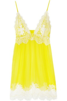 jenny packham chantilly lace silk-chiffon chemiseLace Lemon Combos, Lace Silk Chiffon, Jenny Packham Chantilly, Silk Chemises, Packham Chemises, Silk Chiffon Chemises, Style N, Packham Chantilly Lace