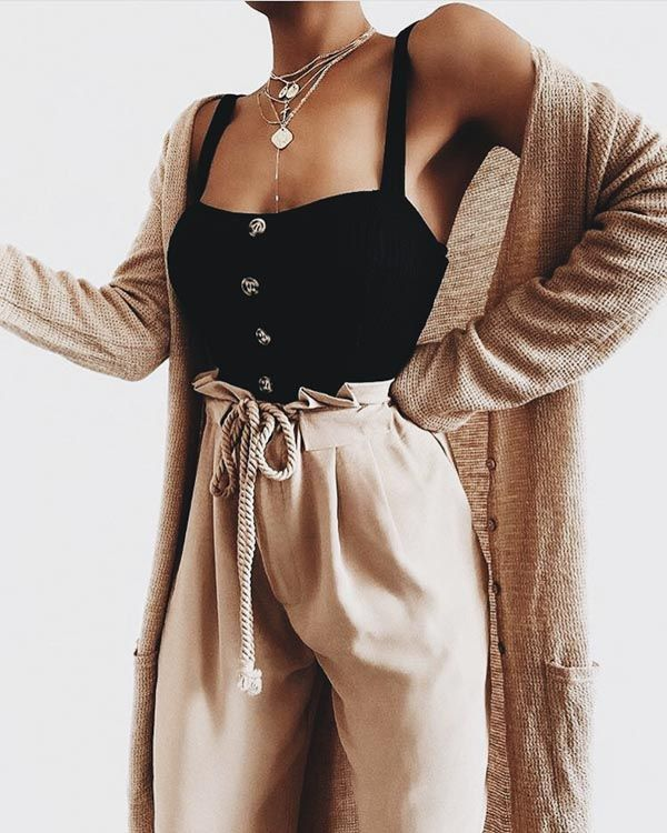 75 charmante Sommeroutfits zum Nachmachen #baddie_Outfits #edgy_Outfits #fall_O