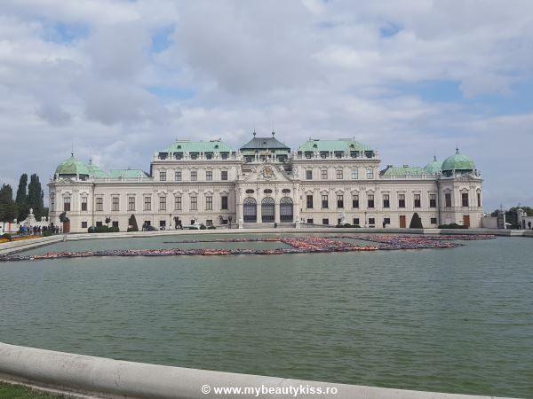 Travel Journal: Vienna 2016 - Belvedere Palace http://www.mybeautykiss.ro/jurnal_de_vacanta_viena_2016.php  #travel #travelpictures #traveljournal #vienna #wien