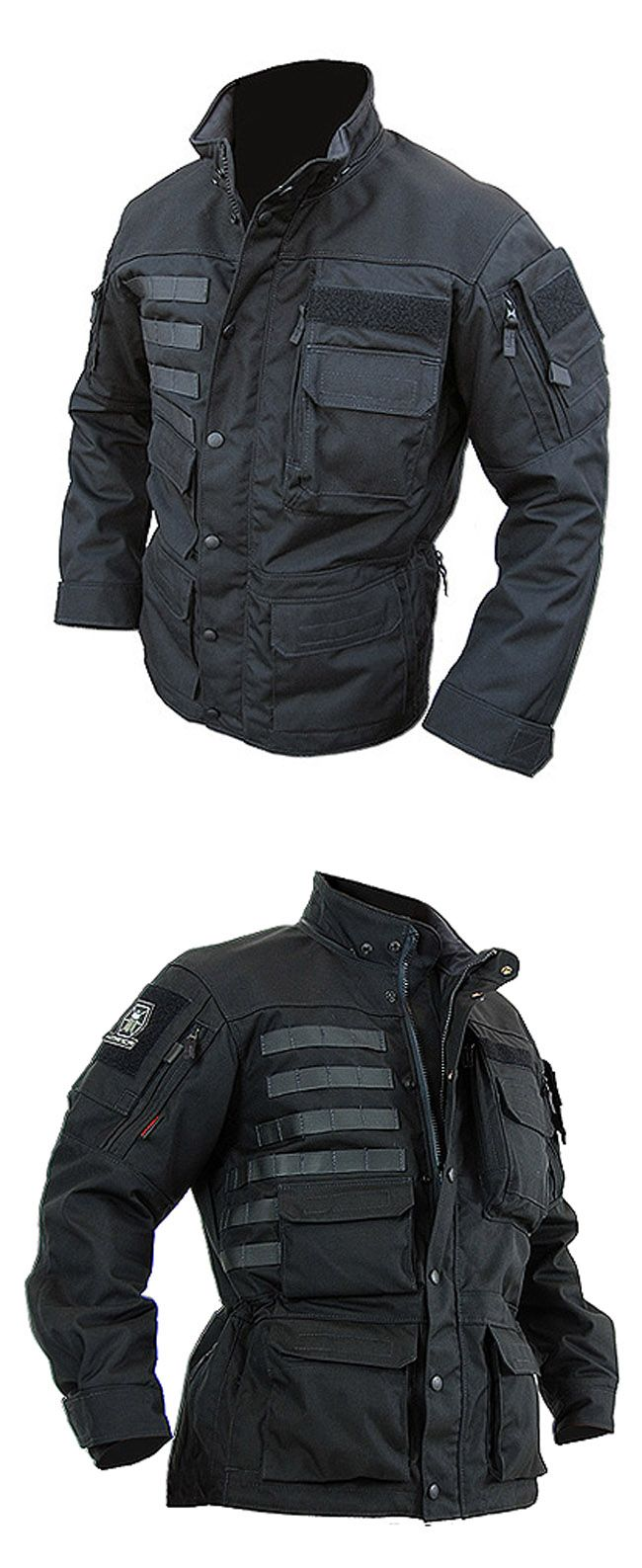 Kitanica Mark V Jacket