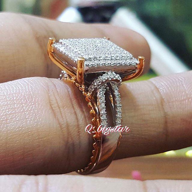 New Cincin fashion Full berlian eropa Berat berlian : 0.67 Jumlah berlian : 177 pcs Berat 8.25 grm Ring emas putih 40% 👇🏻spek~harga👇🏻 Di harapkan cod banjarmasin📍sekitarnya 💰FOR DETAIL FRICE and ORDER💰 Add contak📲PIN~D4F6897A ID LINE📲hasanq_  WA 📲 ~ 081314574505 TLP 📲~ 085399775377 📦GRATIS ONGKIR SELURUH INDONESIA🇮🇩 📌~Barang kami laboratoriumkan GCK/SKGL/LPSB/GRI agar terjamin 100% keasliannya. 📌~pengiriman melalui JNE/TIKI/POS dan Nomer Resi akan di kirimkan langsung kepada…