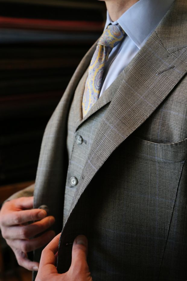 Prince of WalesTrend Custom Tailors: Blog