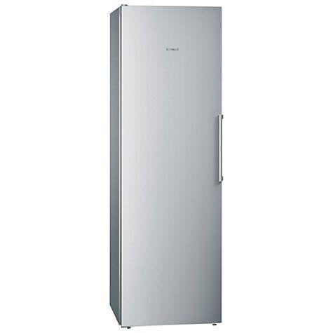 Amazing Buy Siemens KSVVI Tall Larder Fridge A Energy Rating cm Wide Steel Online
