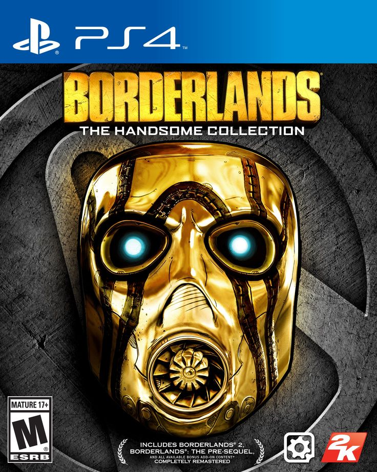Borderlands: The Handsome Collection bundles previous two games for PS4 and Xbox…