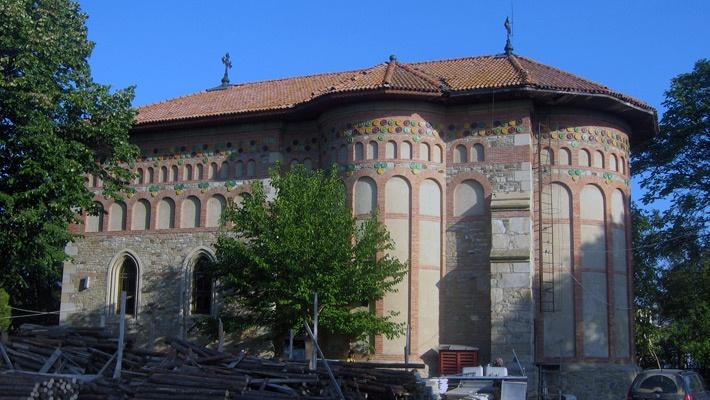Biserica Tăierea Capului Sfântului Ioan Botezătorul din Vaslui