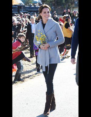 2016年9月24日(現地時間)から、一家そろってカナダへのロイヤルツアーをスタートした英王室、注目を集めるキャサリン妃のスタイルを一挙公開。