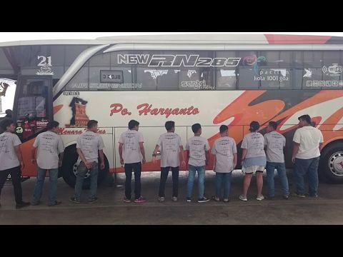 Klakson Telolet Bus Haryanto, Supporter yang terkompak di pulogebang