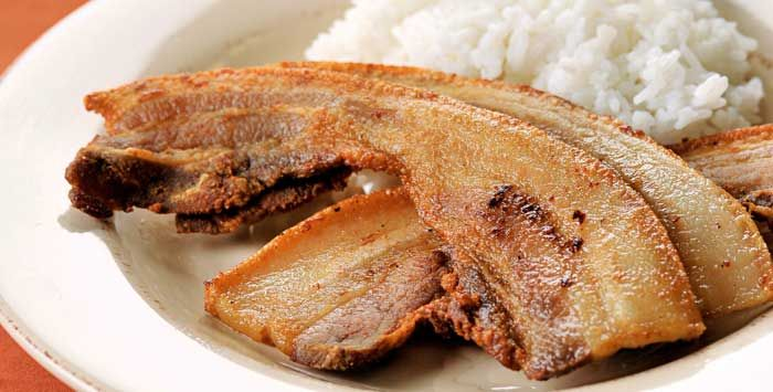 Pork liempo recipe