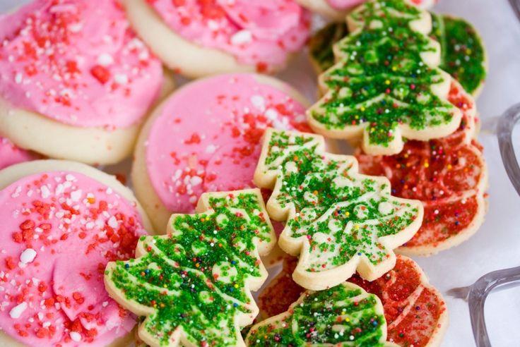 Christmas Cookies – Yum Yum