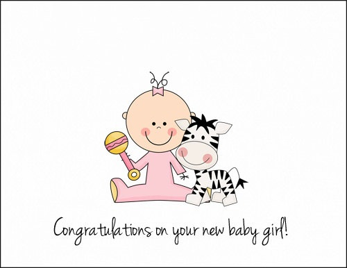 Congratulations on New Baby cards  etsy