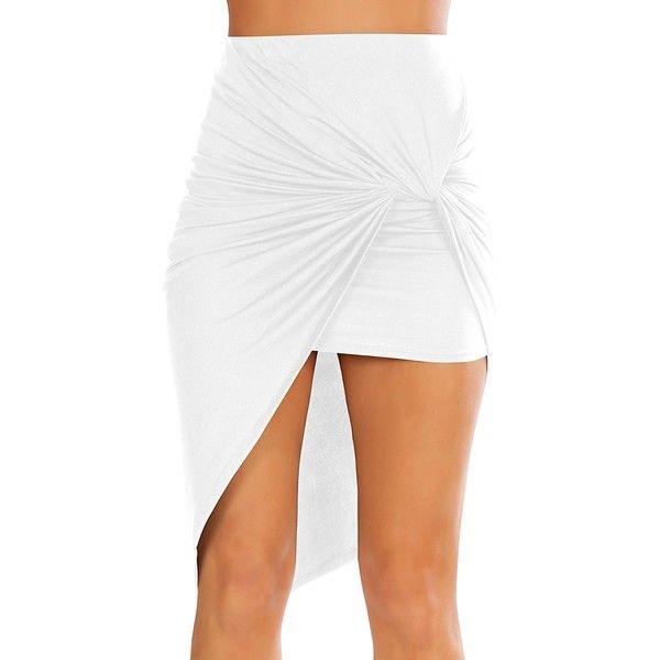 25  best ideas about Short white skirt on Pinterest | White skirts ...