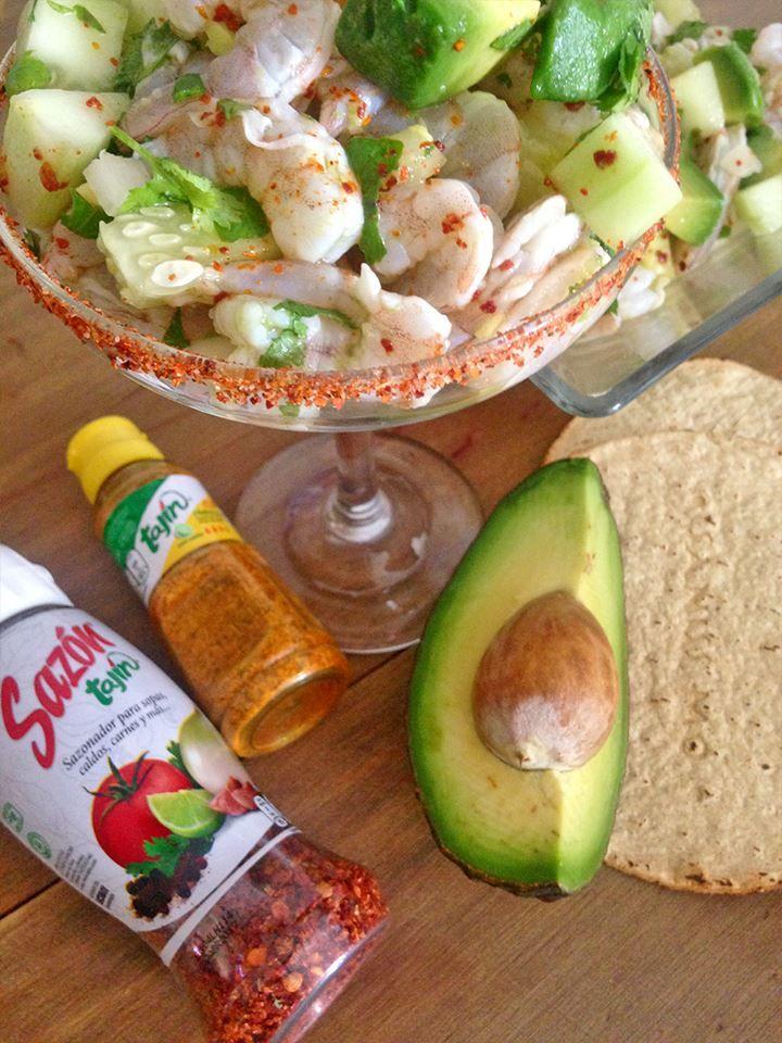 Who's ready to spice up their week? #ceviche #Tajin #habanero