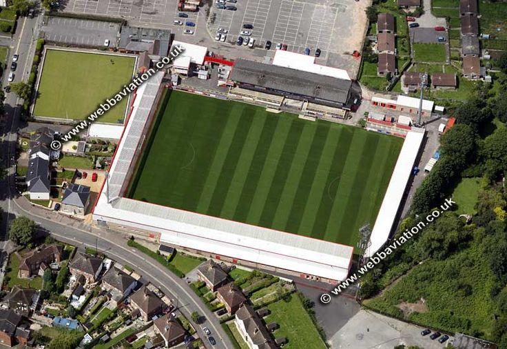 Whaddon Road - Cheltenham Town FC
