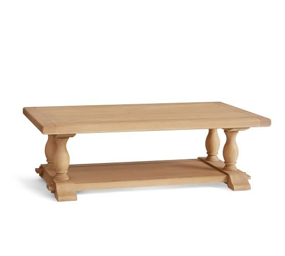 Parkmore Reclaimed Wood Coffee Table