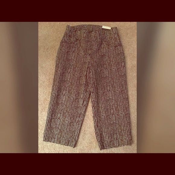 Westbound women Capri pants Capri pants bought from Dillards. These Capri pants are new and still have the tags attached. Reasonable offers are accepted. Pants Capris