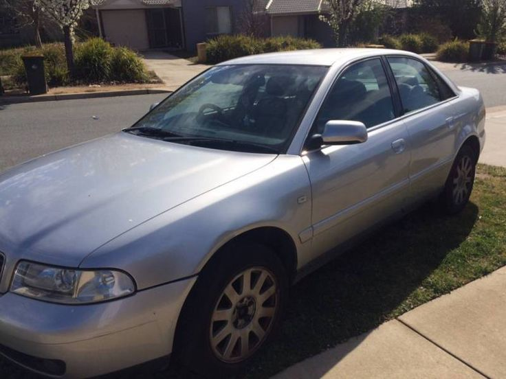 2000 Audi A4 Sedan | Cars, Vans & Utes | Gumtree Australia Belconnen Area - Macgregor | 1161560854