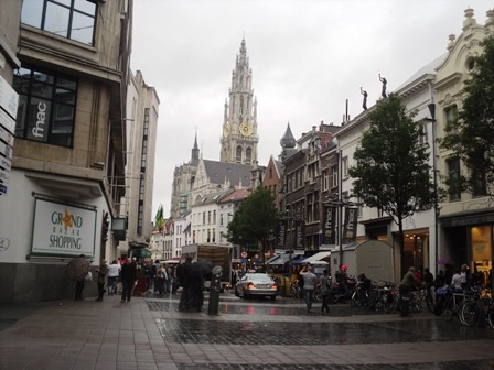 Antwerpen/Anvers, Belgium