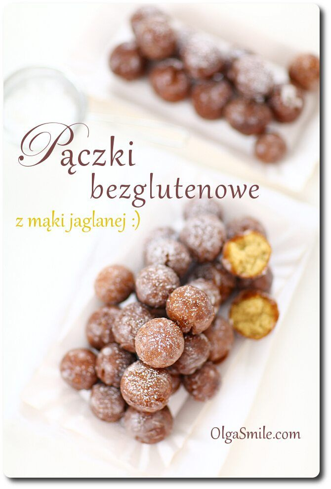 Gluten free donuts - Donuts glutenfree - Donuts recipe