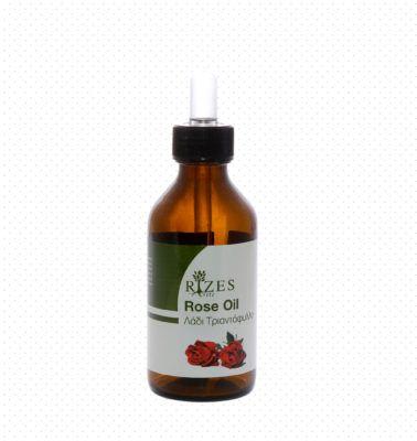 Rozenolie 100ml. essentiele pure rozen olie voor cosmetica