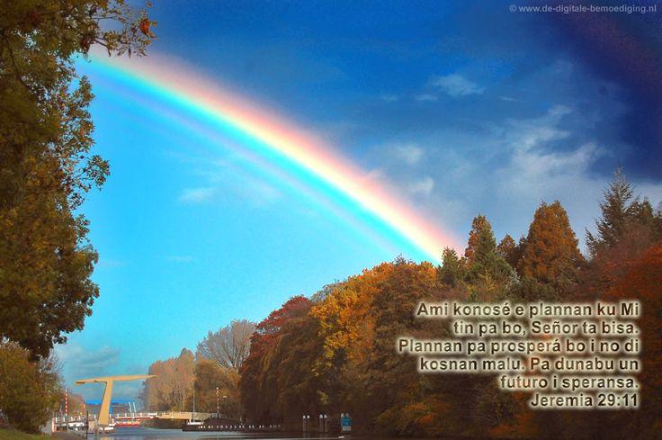 Jeremia 29:11 (Papiamento)