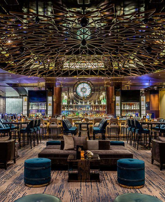 Aria Resort & Casino, Las Vegas |  Casinos Interior Design. Best Casino. Contract Furniture. Hospitality Furniture. #bestcasino #interiordesign #contractfurniture Find more inspiration at: www.brabbu.com/