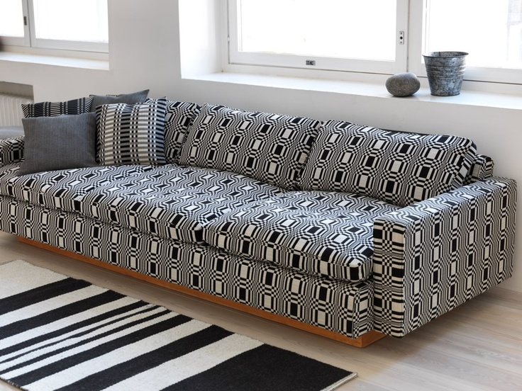 Fabric designed by Johanna Gullichsen.