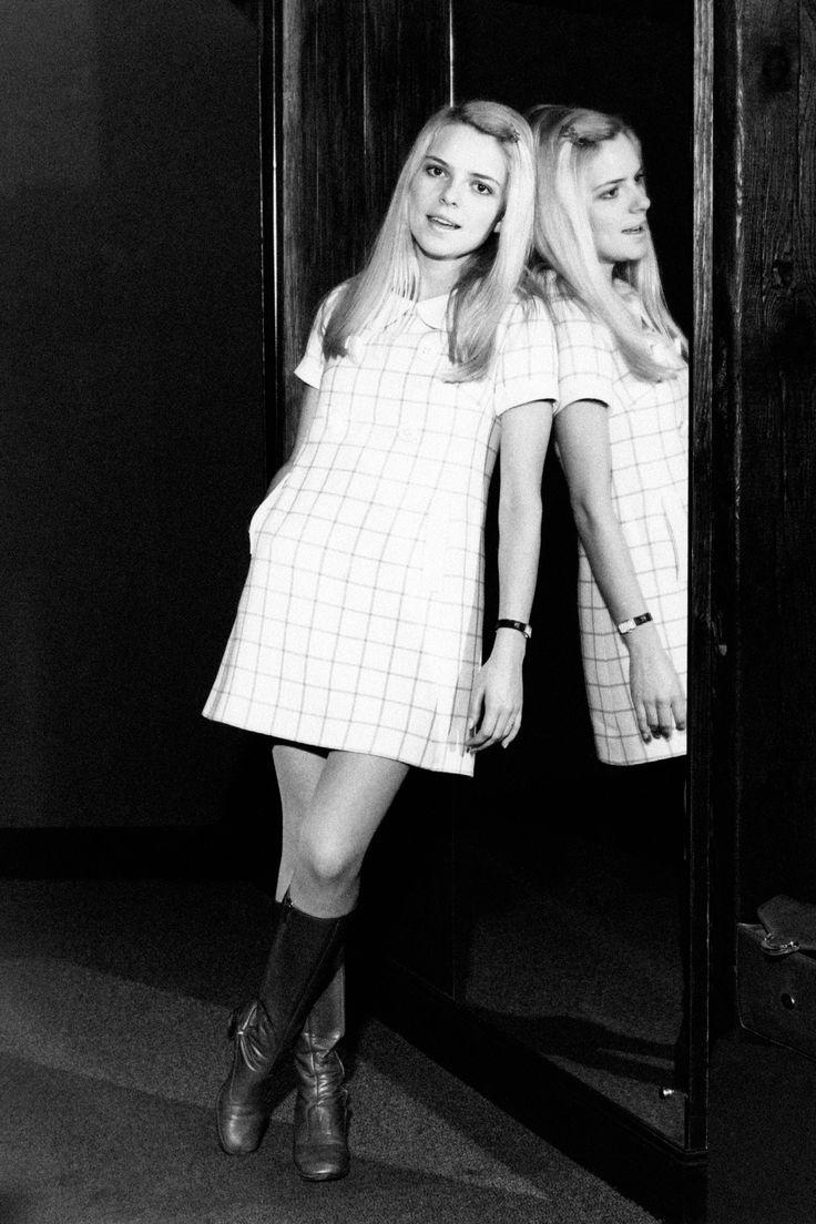 France Gall in Harper's Bazaar, 1960s