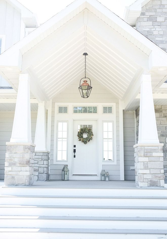 Exterior Lighting Porch Lantern The Light Fixture Is Pottery Barn Case Oversized Pe