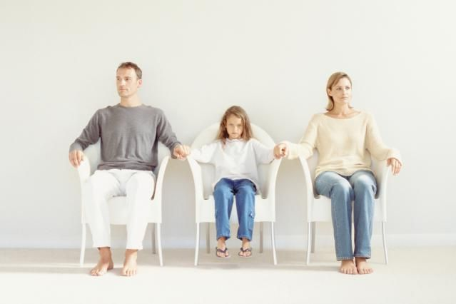 Studies and research that show the importance of equal parenting after divorce. Every child deserves equal time with both mom and dad.