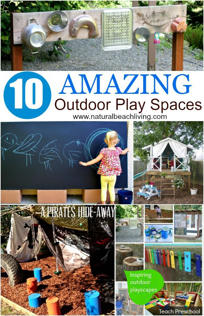 Outdoor Play - Preschool Rainbow