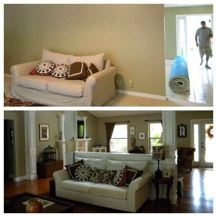 Living Room Kitchen Ideas: Best 25+ Load Bearing Wall Ideas On Pinterest