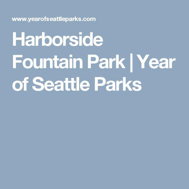 Harborside Fountain Park Bremerton
