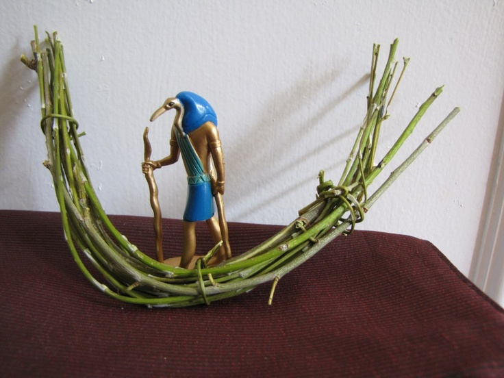 Make Egyptian reed boats - and lots of other SOTW craft ideas