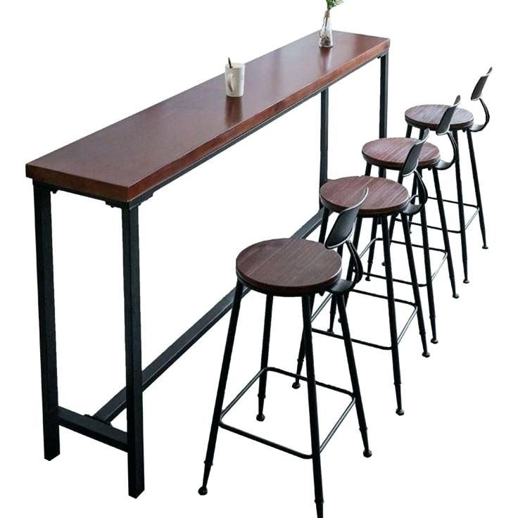 Excellent Balcony Bar Set Outdoor Bistro Black In 2019 Wood Bar Machost Co Dining Chair Design Ideas Machostcouk