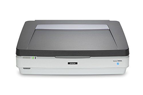 "Epson 12000XL-PH Expression Flatbed Scanner. Professional large-format scanning - accommodates reflective media up to 12.2"" x 17.2"", plus slides, negatives and transparency strips. Extraordinary image quality - 2400 x 4800 dpi resolution, Micro Step Drive technology and a 3.8 Dmax for brilliant clarity and detail. Enhanced color with the Color True II imaging system - combines superior image processing, a fast warm-up LED lamp, and Epson MatrixCCD technology for bold, vibrant scans...."