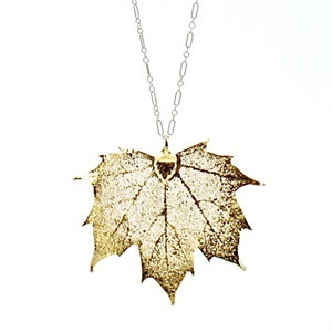 Sugar Maple Necklace Large